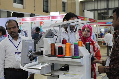 3rd Bangladesh International Garment & Textile Machinery Expo 2018