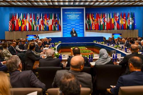 Ārlietu ministrs pauž Latvijas atbalstu starptautiskajai koalīcijai cīņā pret ISIL   by Latvian Foreign Ministry