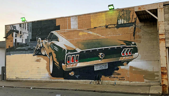 Mustang (1967 Fast Back) by Camilo Pardo