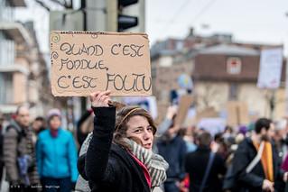 Grêve du climat - Climate strike | by DeGust