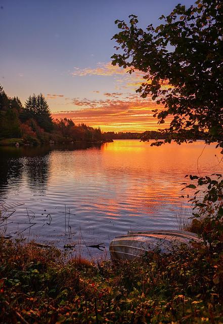 Sunrise, Norway