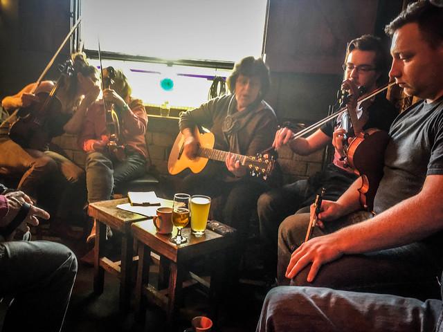 Jack of the Wood Irish Music Session-010