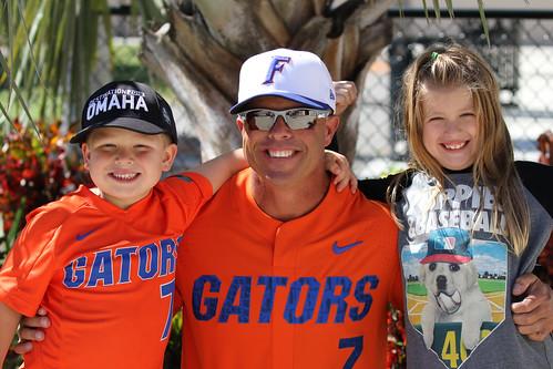 uf usf gators baseball fall 2018 south florida bulls sec lakeland