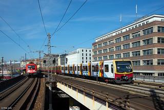 482 294-6 I [DE] Alexanderplatz I 06.10.2018   by Philip Jurke