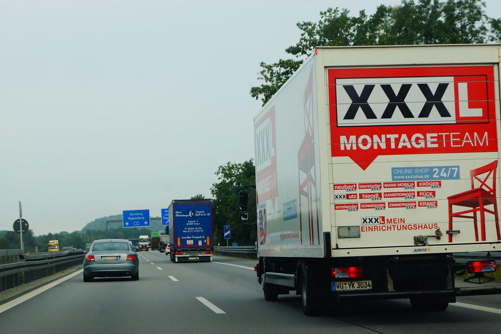 Man Tgl M E5 8180 Bl Xxxlutz Montage Team Gmbh Würzburg Flickr
