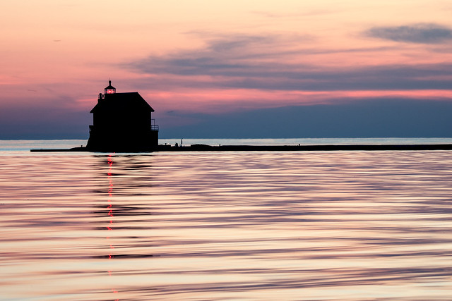 Tranquil Waters at Grand Haven