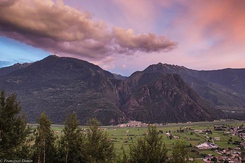 valtellina lombardia lombardy alps alpi tramonto sunset montagna mountains canon canoneos60d tamronsp1750mmf28xrdiiivcld ardenno