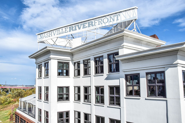 THE RIVER CENTER AT THE CUMBERLAND RIVER COMPACT, Nashville Tennessee