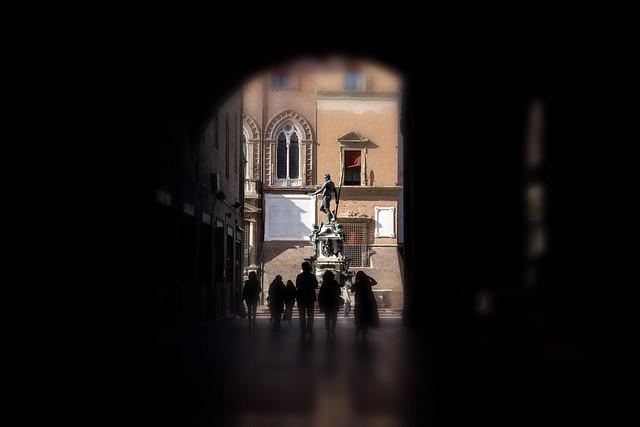 Bologna - Piazza del Nettuno