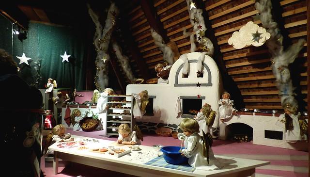 Die himmlische Backstube / Heavenly bakery
