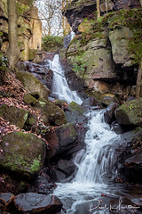 Lumsdale Falls - Matlock