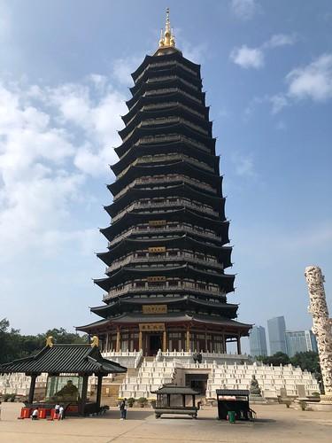 china buddhism tianning temple changzhou