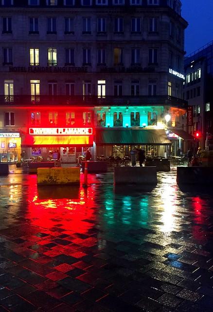 Un matin à Lille..