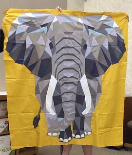 Rae's Violet Craft's Elephant
