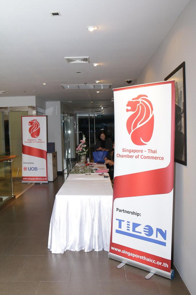 Multi Chambers Networking Night at Akyra Thonglor Bangkok