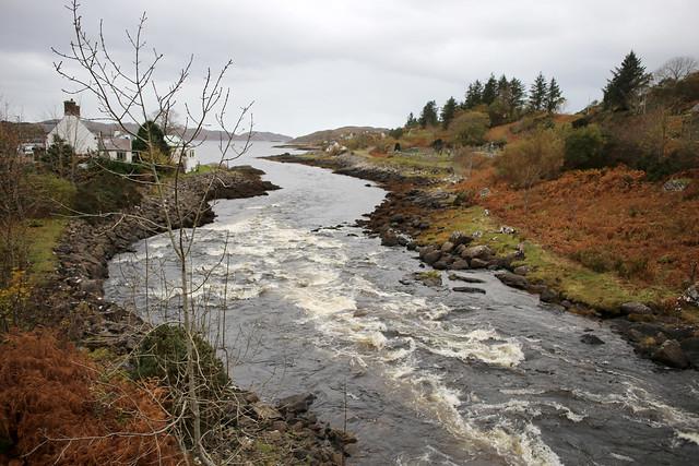 The River Inver at Lochinver
