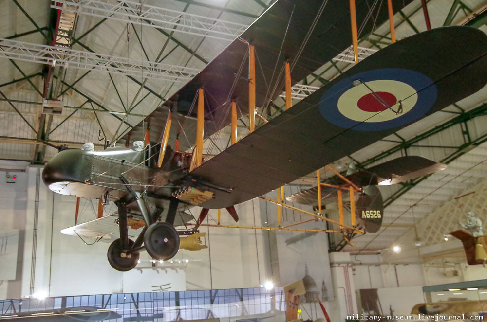 Royal Air Force Museum London-189