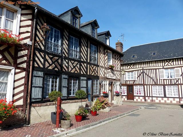 Bienvenue en Pays d'Auge - Calvados - Normandie - France - Europe