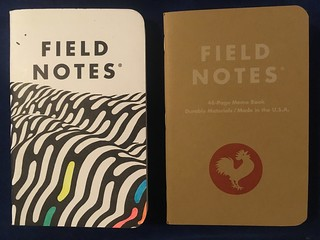 Field Notes Old to New Part 20