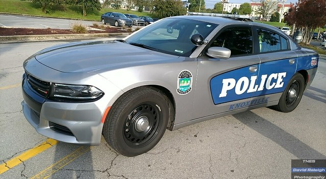 Knoxville PD Dodge Charger