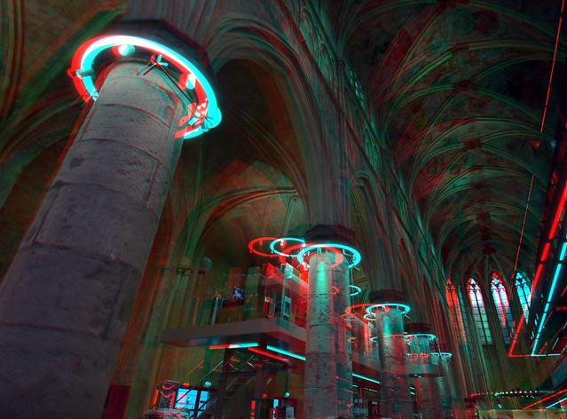 Dominicanenkerk Maastricht 3D