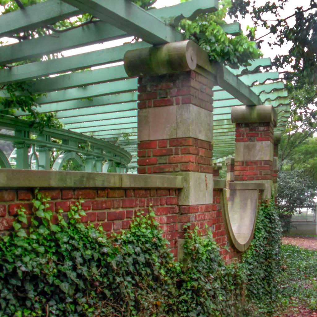 Old Westbury Gardens Long Island: OLD WESTBURY GARDENS (#103 In Series) Long Island NY Ameri