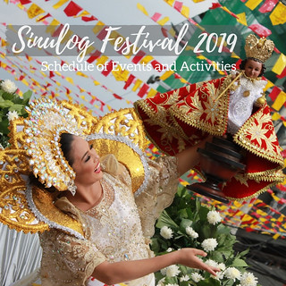 Sinulog Festival 2019 Schedule of Events and Activities | by Traveling Morion