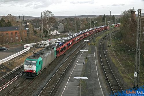 186 215 RTX . 42591 . Eschweiler Hbf . 22.12.18.