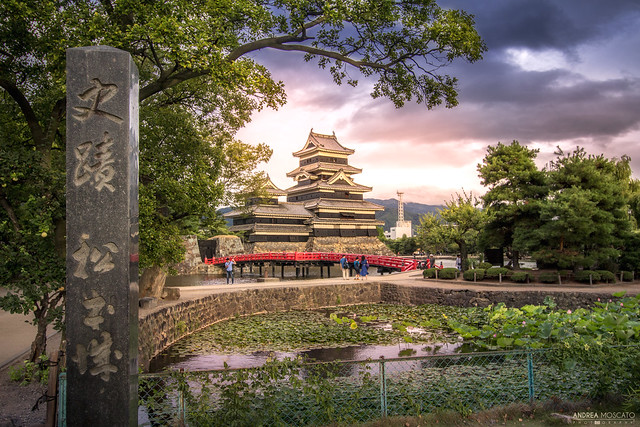 Matsumoto Castle - Matsumoto (Japan)