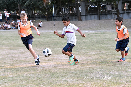 Inter House Football Competition 2018-19 4 (17) | by Atmiya Vidya Mandir
