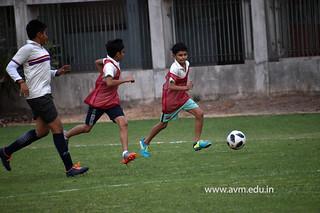Inter House Football Competition 2018-19 3 (8) | by Atmiya Vidya Mandir