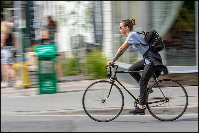 Norco Pilot on Bank Street