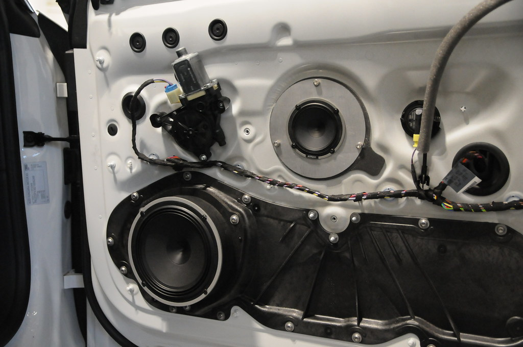 Mk3 Audi TT System upgrade - Studio Incar Mk3 Audi TT System