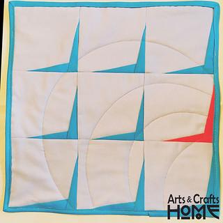 Mid Century Modern Quilt