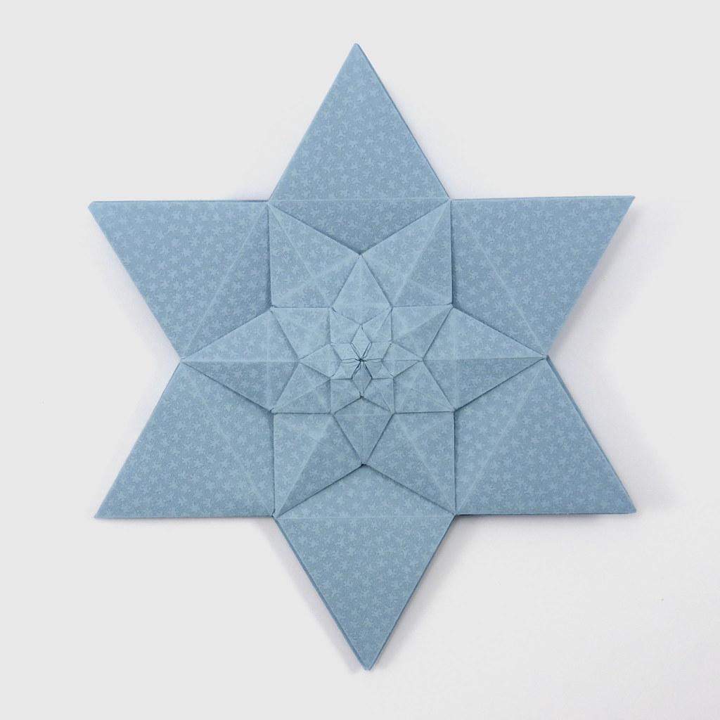 Lucky Star Origami Star Paper by missy-tannenbaum on DeviantArt | 1024x1024