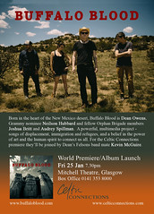 Buffalo Blood @ Celtic Connections 2019
