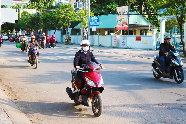 Vietnam bike life