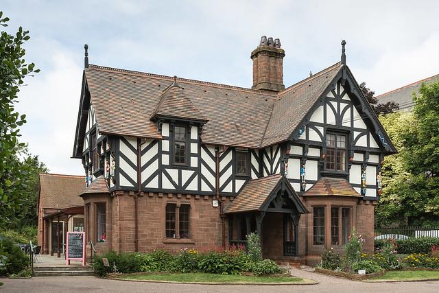 Grosvenor Park Lodge, Chester (1865-67)