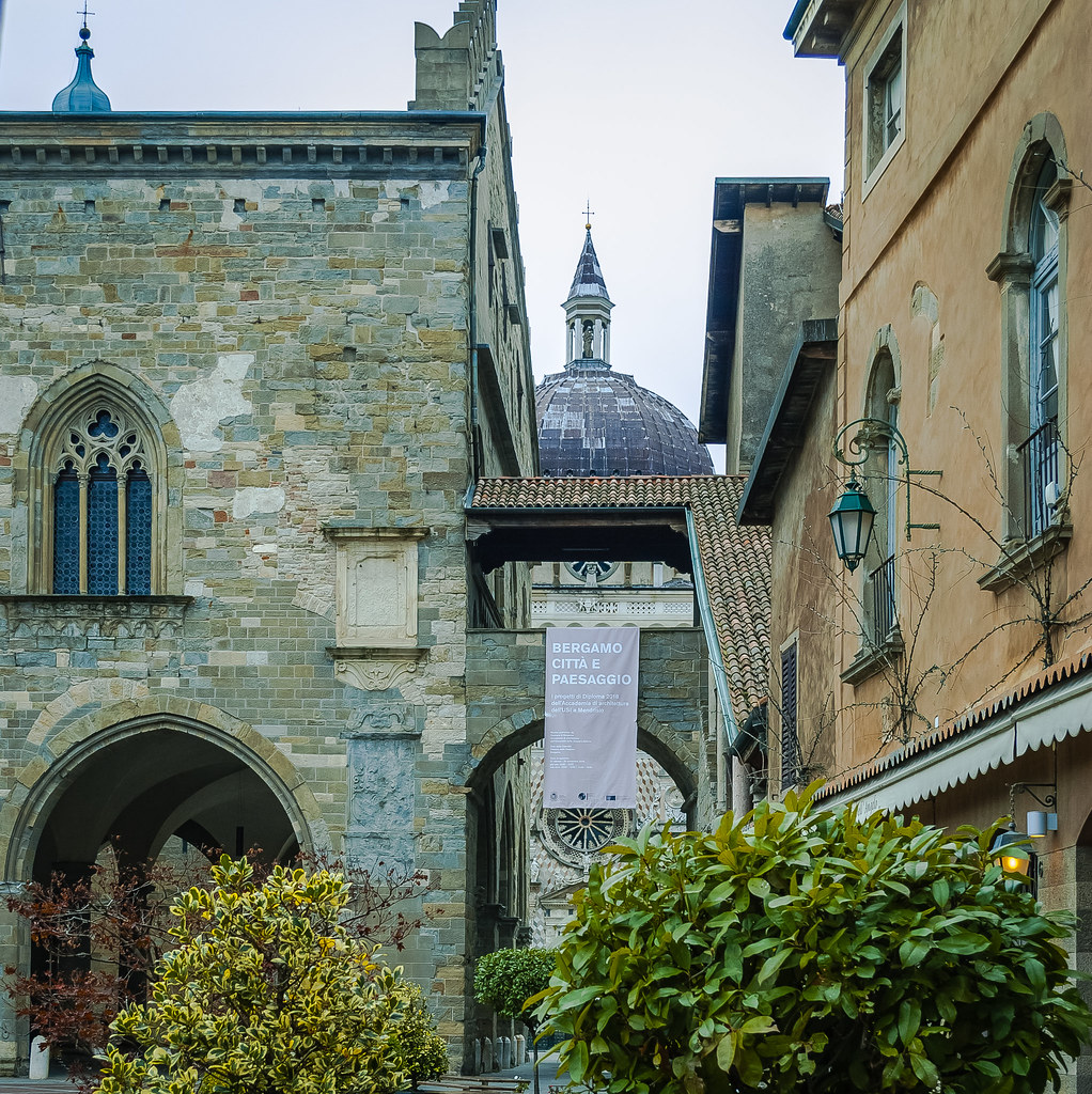 Bergamo, Lombardy, Город в Италии