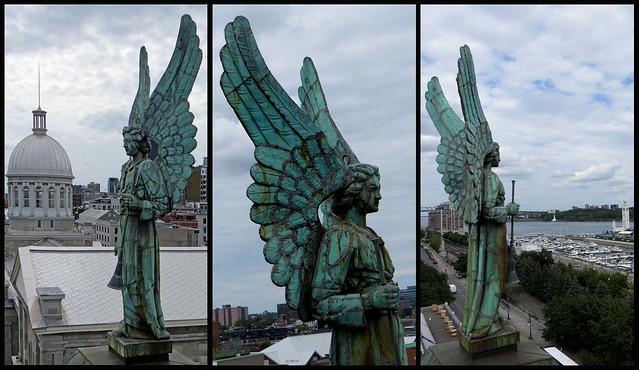 CANADA, Montreal - Notre Dame de Bon-Secours Chapel (30, 37 & 39)
