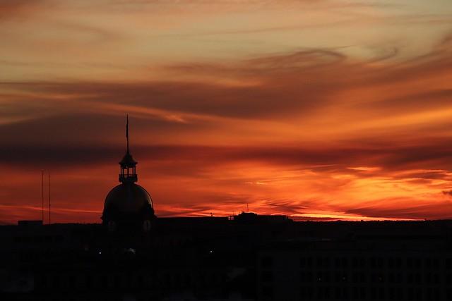 Savannah Sunset 2019