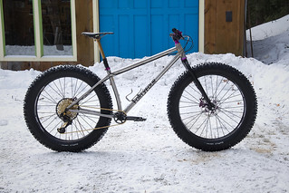 Marauder Ti FAT // Stretched | by 44 Bikes