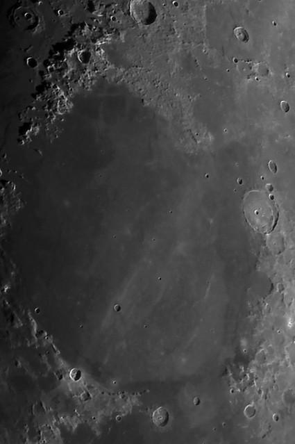 Mare Serenitatis & Montes Caucasus 13/01/19