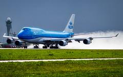 Boeing 747-400 ER KLM