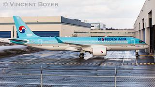 Korean Air Airbus A220-300 (CS300) | C-FPAI | by vincentboyer953