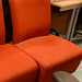 E80 single reception chair