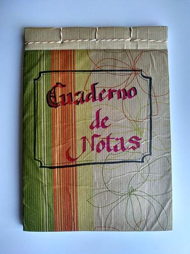 Cuaderno de notas   by Fotero