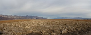 1150 Panorama shot looking north over the salty crust on the floor of Death Valley from the West Side Road | by _JFR_