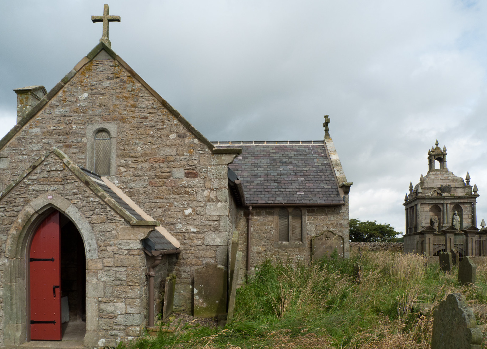 St. Andrew's Church, Shotley, Northumberland