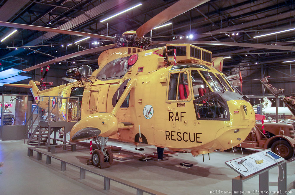 Royal Air Force Museum London-62